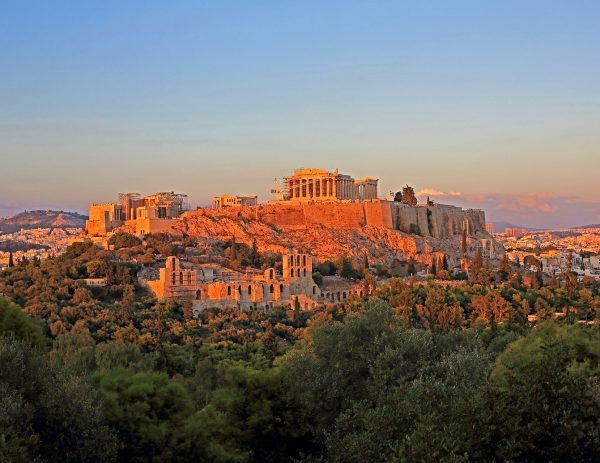 Acropolis Afternoon walking tour