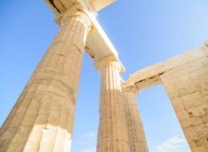 The stunning Acropolis