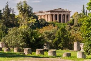 Acropolis of Athens and Ancient Agora tour