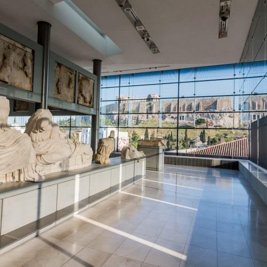 Ancient Athens Tour